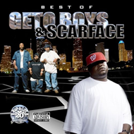 Produktbilde for The Best Of The Geto Boys & Scarface (USA-import) (CD)