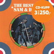 Produktbilde for The Best Of Sam & Dave (CD)