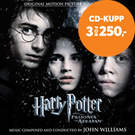Produktbilde for Harry Potter And The Prisoner Of Azkaban (CD)