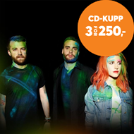 Produktbilde for Paramore (CD)