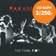 Produktbilde for The Final Riot! - Live (m/DVD) (CD)