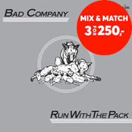 Produktbilde for Run With The Pack (CD)