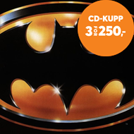 Produktbilde for Batman: Music From The Motion Picture (CD)