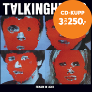 Produktbilde for Remain In Light (CD)