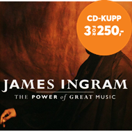 Produktbilde for The Power Of Great Music: Best Of James Ingram (CD)
