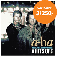 Produktbilde for Headlines And Deadlines: The Hits Of A-Ha (CD)