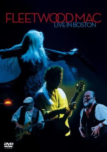 Fleetwood Mac - Live In Boston (m/CD) (DVD)
