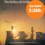 Produktbilde for 20 Golden Greats (CD)