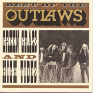 Produktbilde for Best Of The Outlaws: Green Grass & High Tides (USA-import) (CD)
