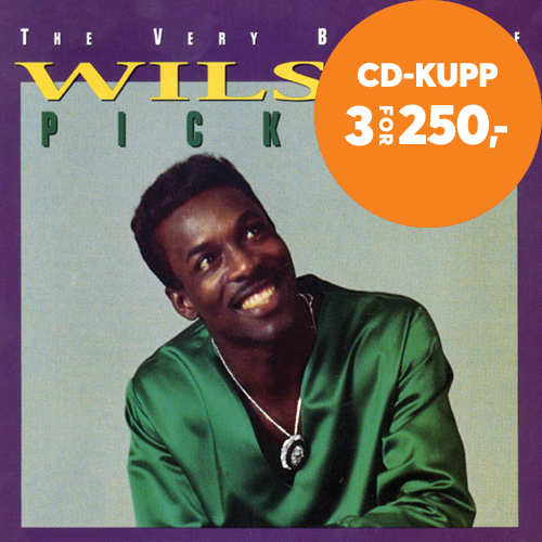 The Very Best Of Wilson Pickett (CD)