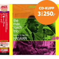 Produktbilde for The Max Roach Trio Featuring The Legendary Hasaan Ibn Ali (CD)