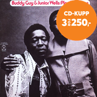 Produktbilde for Buddy Guy & Junior Wells Play The Blues (CD)