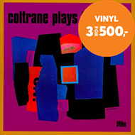 Produktbilde for Coltrane Plays The Blues (VINYL - 180 gram)