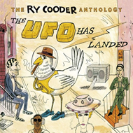 Produktbilde for The UFO Has Landed: The Ry Cooder Anthology (2CD)