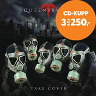Produktbilde for Take Cover (CD)