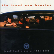 Produktbilde for Trunk Funk The Best Of The Brand New Heavies (USA-import) (CD)