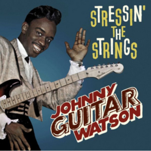 Stressin' The Strings (UK-import) (CD)