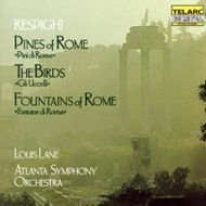Produktbilde for Respighi: Tone poems (UK-import) (CD)