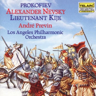 Produktbilde for Prokofiev: Alexander Nevsky; Lt Kijé Suite (UK-import) (CD)