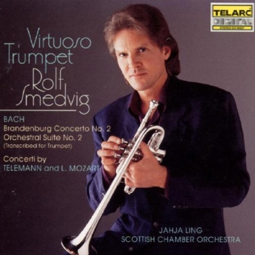 Virtuoso Trumpet Works (USA-import) (CD)