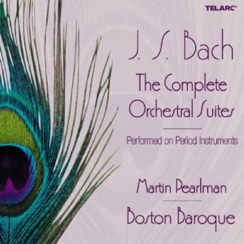 Bach: Complete Orchestral Suites (UK-import) (CD)