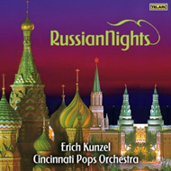 Produktbilde for Russian Nights (UK-import) (CD)