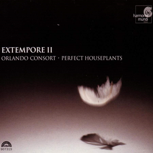 Extempore II - A modern Mass for St Michael (CD)