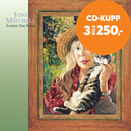 Produktbilde for Taming The Tiger (CD)