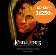 Produktbilde for Lord Of The Rings: Fellowship Of The Ring (CD)