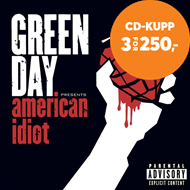 Produktbilde for American Idiot (CD)
