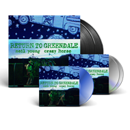 Produktbilde for Return To Greendale - Limited Edition (VINYL - 2LP + 2CD + Blu-Ray + DVD)