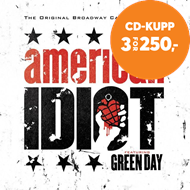 Produktbilde for American Idiot - The Musical (Original Broadway Cast) (2CD)