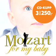 Produktbilde for Mozart For My Baby (CD)