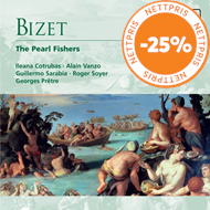 Produktbilde for Bizet: The Pearl Fishers (CD)