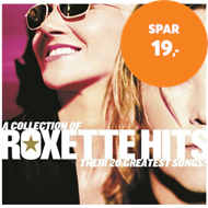 Produktbilde for A Collection Of Roxette Hits - Their 20 Greatest Songs! (CD)
