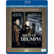 Produktbilde for Arch Of Triumph (BLU-RAY)