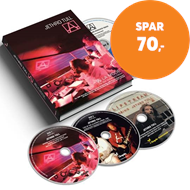 Produktbilde for A (A La Mode) - The 40th Anniversary Edition (Steven Wilson Remix) (3CD+3DVD)
