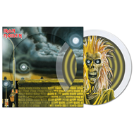 Produktbilde for Iron Maiden - 40th Anniversary Limited Edition (VINYL - Picture Disc)