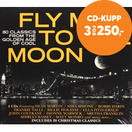 Produktbilde for Fly Me To The Moon (CD)