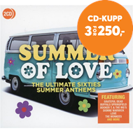 Produktbilde for Summer Of Love (2CD)