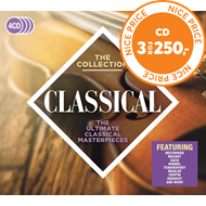 Produktbilde for Classical: The Collection (4CD)