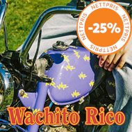 Produktbilde for Wachito Rico (CD)