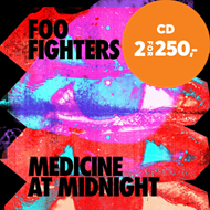 Produktbilde for Medicine At Midnight (CD)