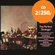 Produktbilde for The Perfect Stranger: Boulez Conducts Zappa (CD)