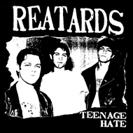 Produktbilde for Teenage Hate / Fuck Elvis Here's The Reatards (USA-import) (CD)