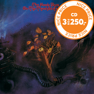 Produktbilde for On The Threshold Of A Dream (Remastered) (CD)