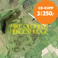 Produktbilde for Hergest Ridge (Remastered) (CD)