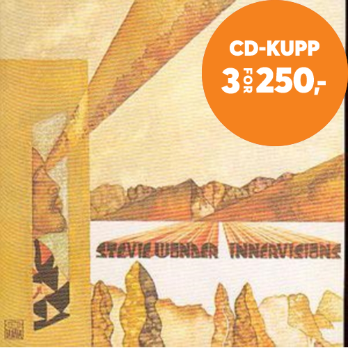Innervisions (Remastered) (CD)