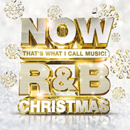 Produktbilde for Now R&B Christmas (Various Artists) (USA-import) (CD)