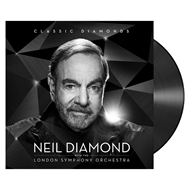 Produktbilde for Classic Diamonds With The London Symphony Orchestra (VINYL - 2LP)